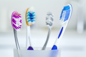 Your dentist in Bloomington can help you pick the perfect toothbrush.